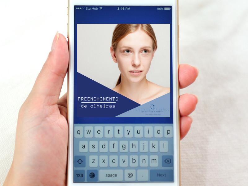 produção de conteúdo para redes sociais de médicos