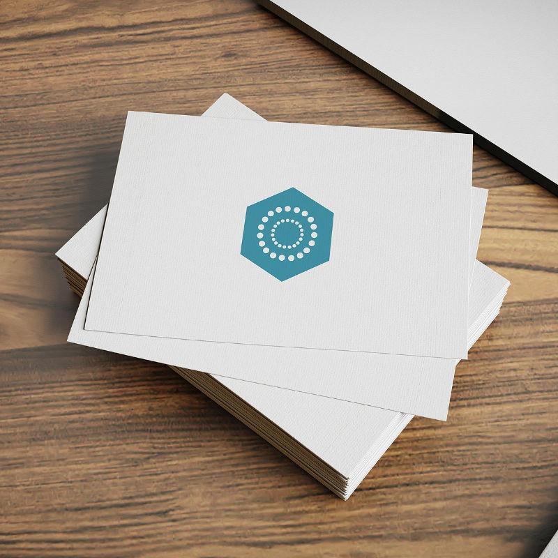 produção de logos para médicos