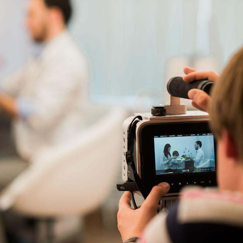 Produção de vídeos médicos cURITIBA